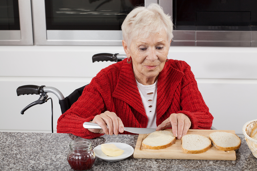 Cooking for Elderly People